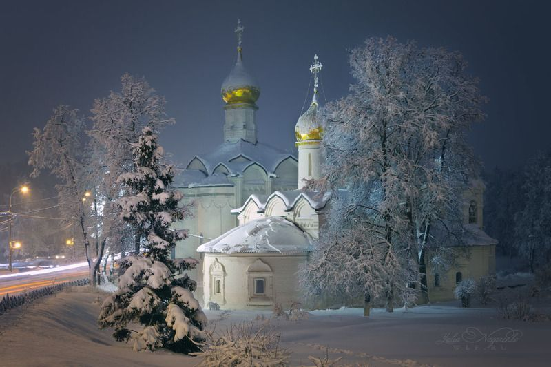 сергиев посад, зима, сказка Сергиев Посадphoto preview
