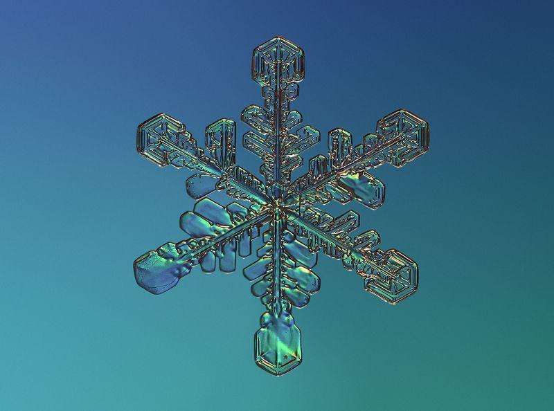 снежинки ***photo preview