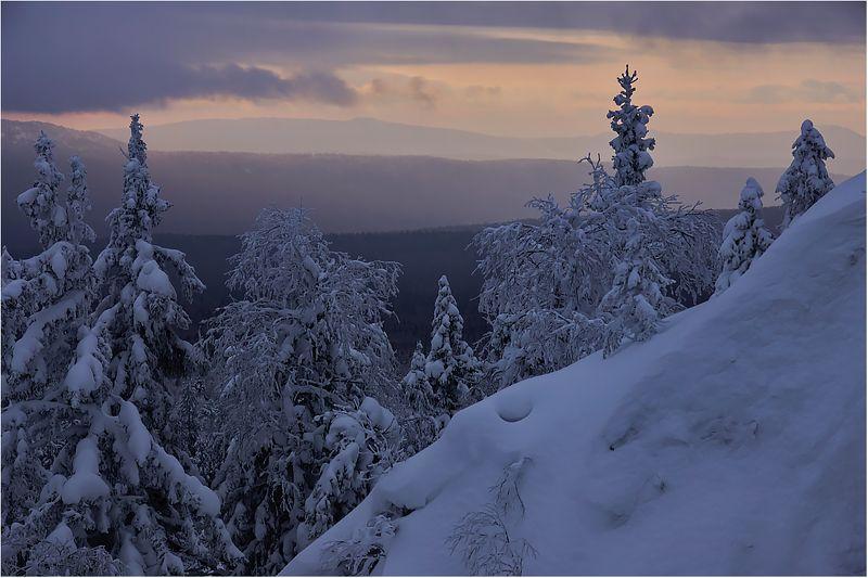 За горами закат...!photo preview