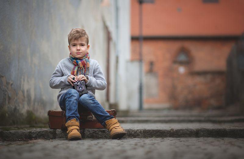 kids, childrens,boy Mikołajphoto preview