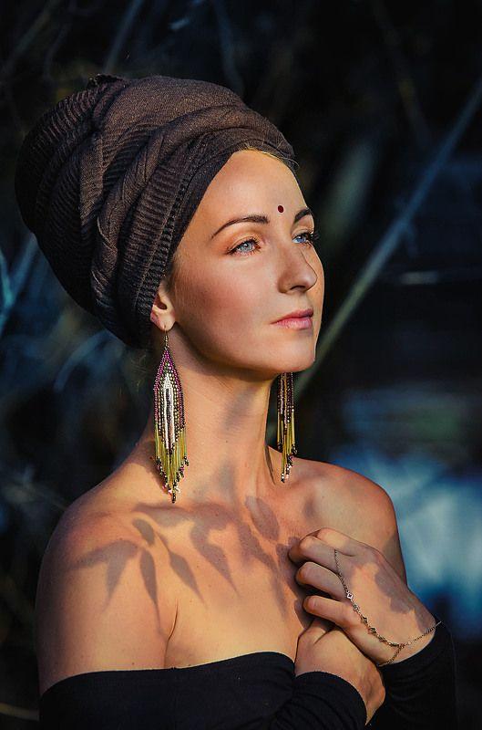 портрет, женская фотосессия, творческая фотосессия, фотограф спб Молитваphoto preview