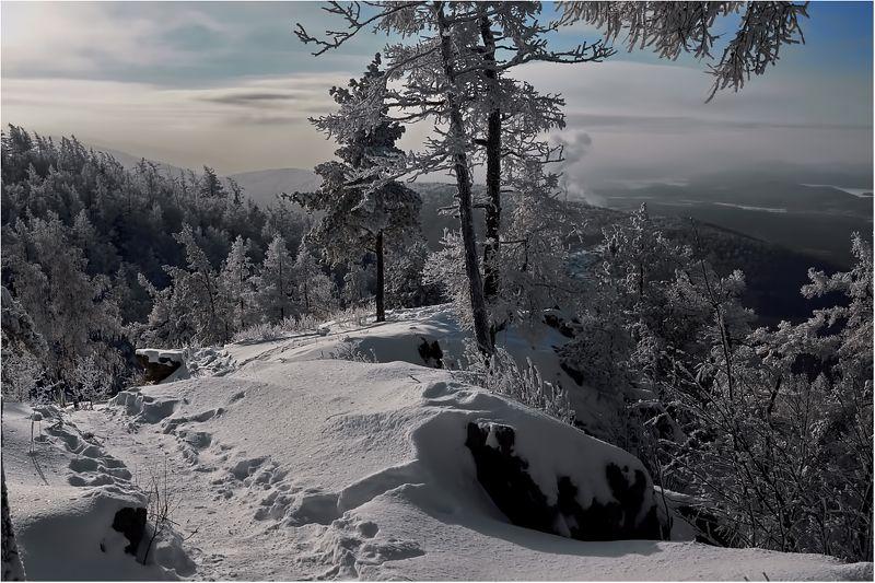 С Ильменского перевала...photo preview