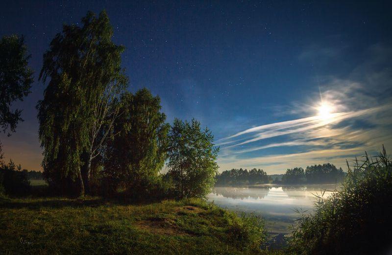 Беларусь Лунные ночиphoto preview