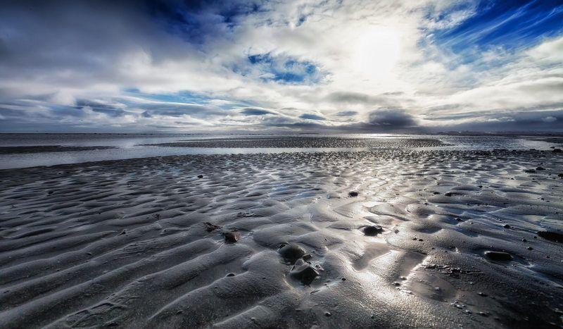 литораль, отлив, тихий океан, камчатка, остров беринга Литоральphoto preview
