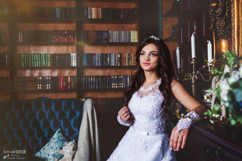 фотограф донецк, портрет, невеста, студийное фото Невестаphoto preview
