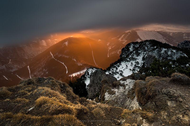 Carpathians, Slovakia, карпаты, горы Shinephoto preview