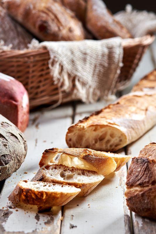 food, bread Утренний хлебphoto preview