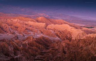 San Pedro De Atacama. Chili.