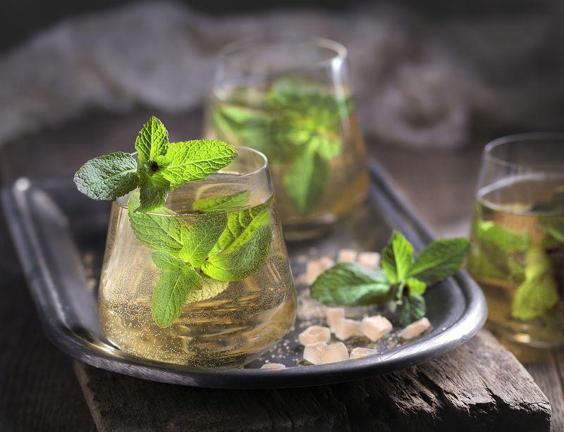 Мятный чай...photo preview