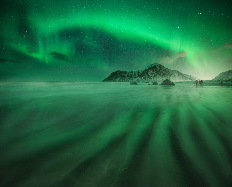 Flakstad Lofoten Islandphoto preview