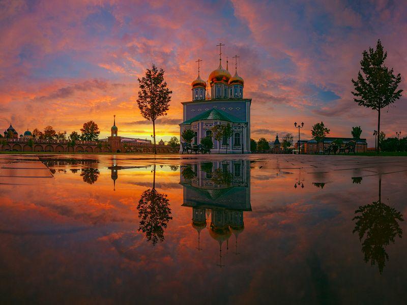 тула Вечер в Тульском Кремлеphoto preview