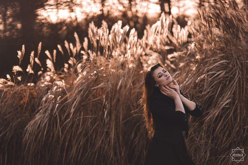 portrait, outdoors, golden, female, face Golden hourphoto preview