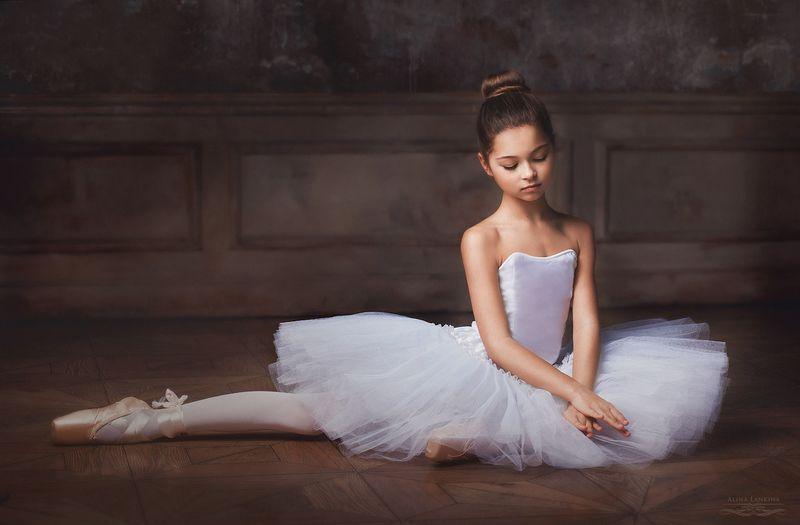 балет, балерина, девочка, ребенок, портрет ***photo preview