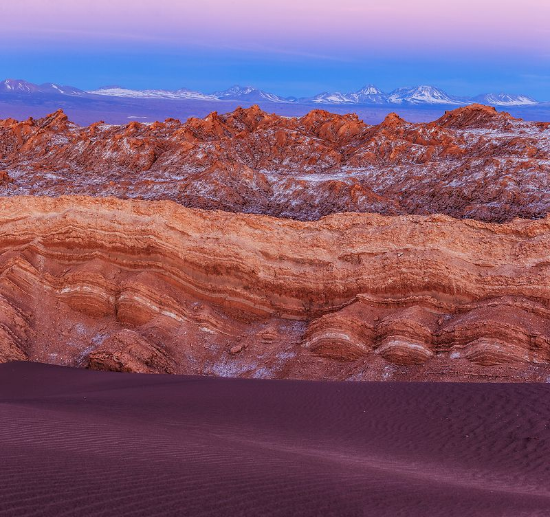 moon valley, atacama, chile, andes Colours and Textures of Atacamaphoto preview