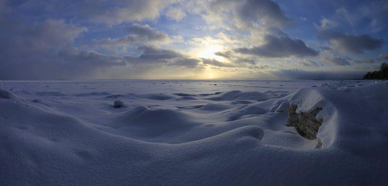 Серенада застывшего прибоя.photo preview