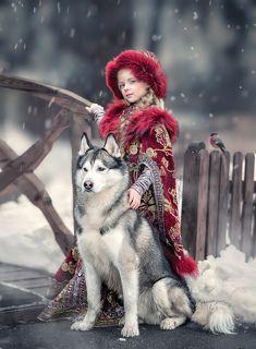 Княжна: зимняя сказка