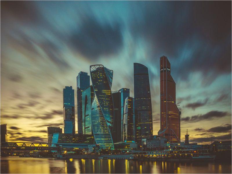 #Москва #МоскваСити #Moscow #MoscowCity Москва-ситиphoto preview