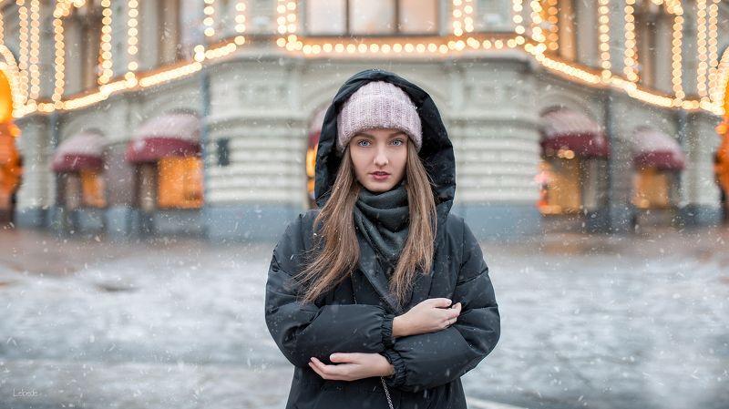 девушка, портрет, art Надяphoto preview