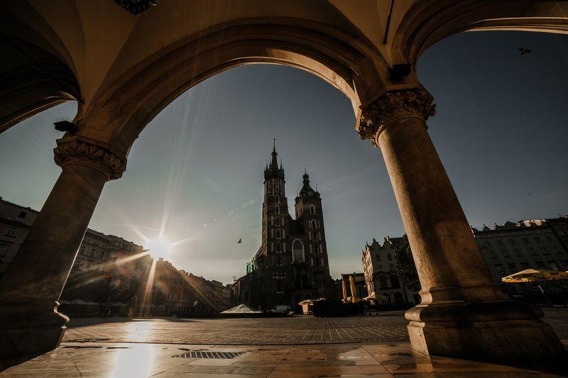 Мариатский костел в Краковеphoto preview