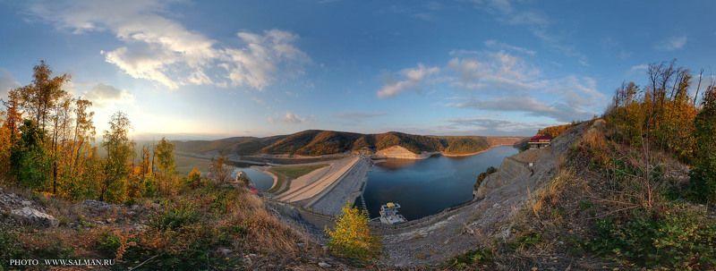 юмагузинское водохранилище,урал,2010, Юмагузинское водохранилище-УРАЛphoto preview