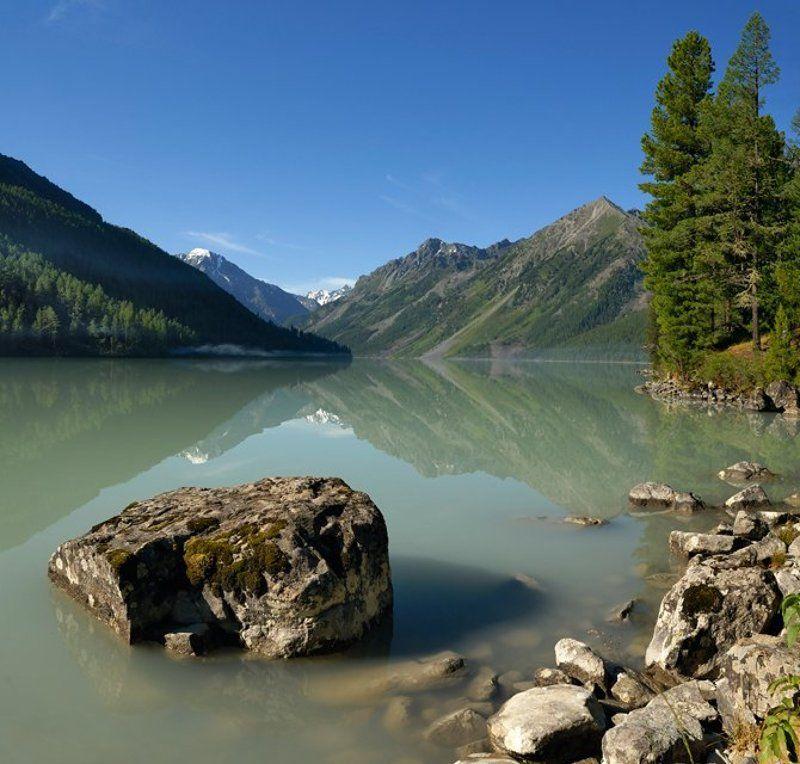 кучерла, алтай, озеро, горы Кучерлинское озероphoto preview