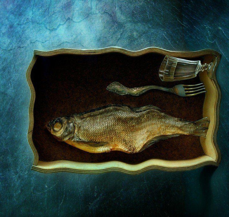 Сон рыбака..photo preview