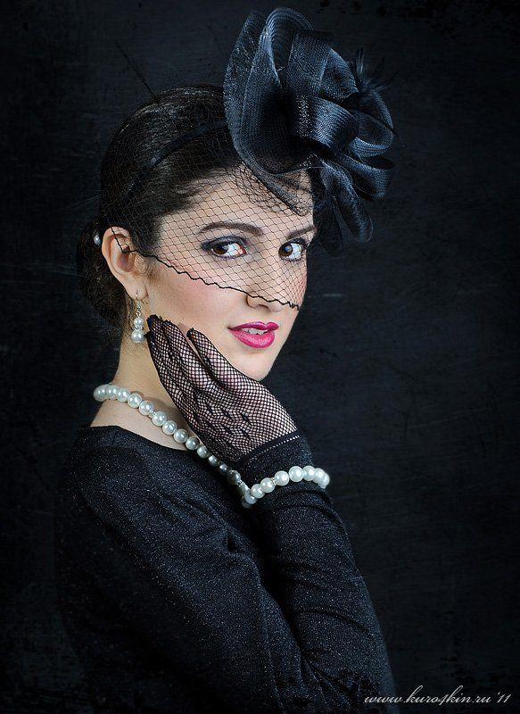 портрет, гламур, девушка Назираphoto preview