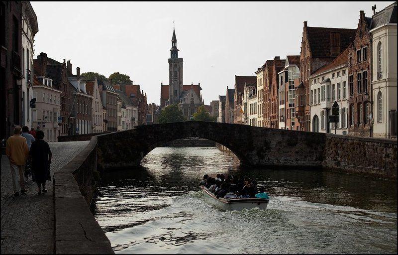 бельгия, брюгге Однажды осенью в Брюгге...photo preview