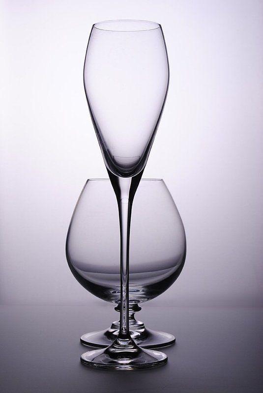 бокалы, посуда, предметная съемка, стекло, фотонатюрморт Дон Кихот и Санчо Пансаphoto preview