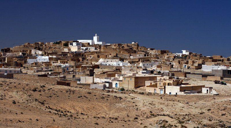 африка, тунис, лето, отдых, путешествие, город, берберы Город солнечной Африкиphoto preview