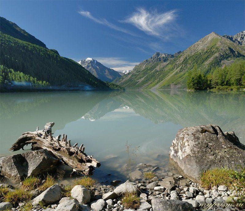 кучерла, алтай, озеро, горы Кучерлаphoto preview