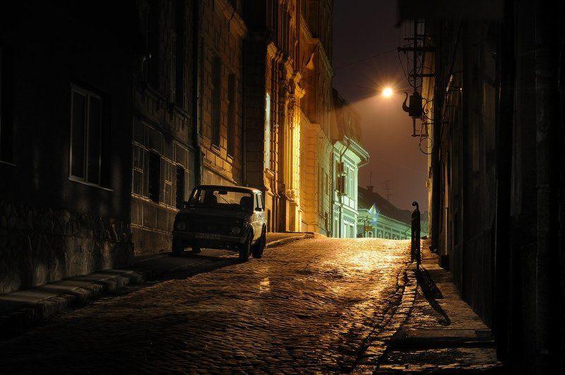 Ночь.Улица.Фонарьphoto preview