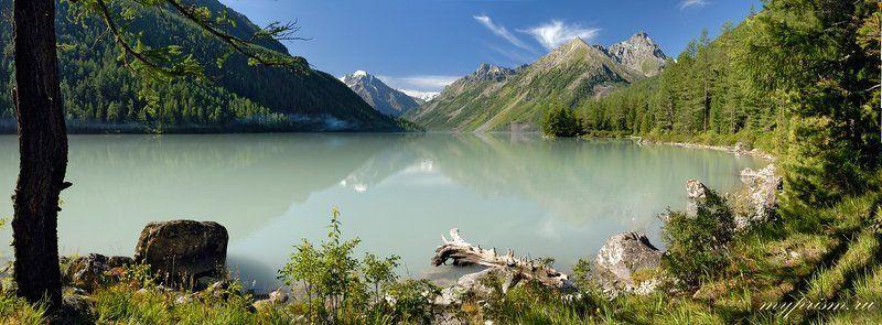 кучерлинское, озеро, алтай Кучерлинское озеро (2)photo preview