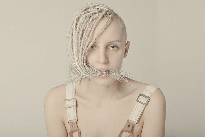 h2o Насти(портрет с дредами)photo preview
