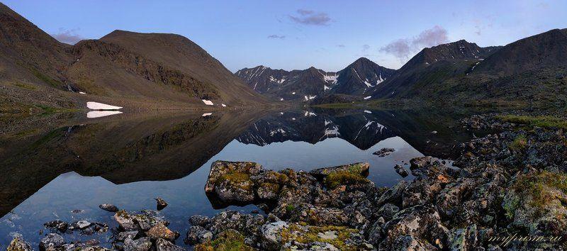 приполярный, урал, горы, озеро Горное озеро (1)photo preview
