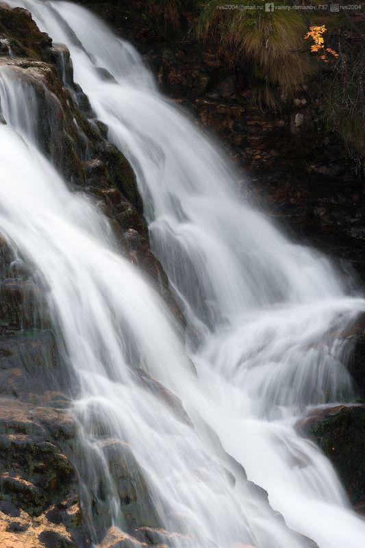 ручей, водопад, ручей, серебро, лес, южные водопады, лес, мох, река, зелень, листья, альпы, природа, ручей, река, вода, лес, пейзаж, длинная экспозиция, зеленый, золотой, влажный, валаско, италия, франция Leprechaun's secret place – Тайное место лепреконовphoto preview