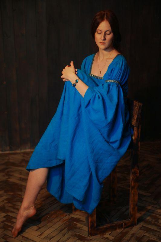 Средневековый портретphoto preview