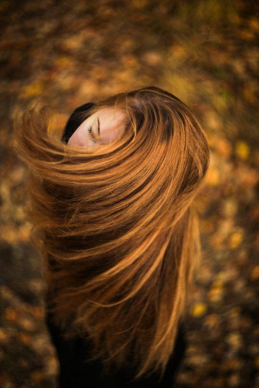 волосы рыжая девушка hair redhead girl Vortexphoto preview