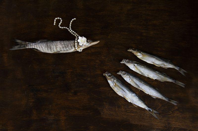 щука, рыба, натюрморт с рыбой, весна, страсть, красота, романтика Весенняя щучкаphoto preview