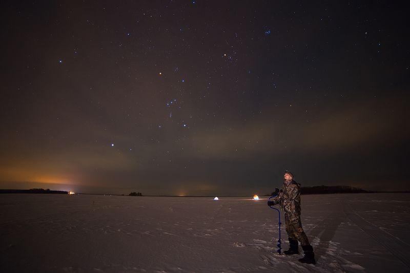 Особенности зимней рыбалкиphoto preview