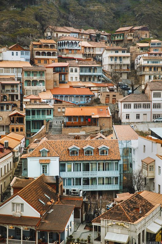город, архитектура, путешествие, грузия, тбилиси, ритм Ритм Тбилисиphoto preview