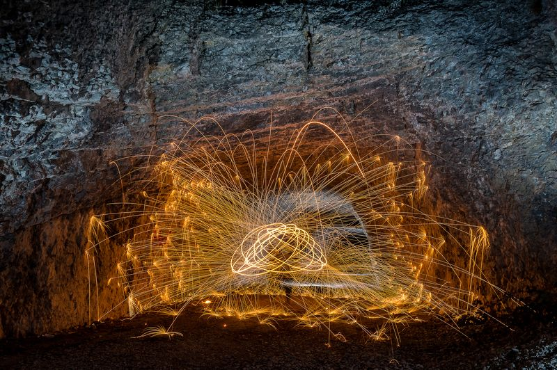 #light #cave #idea #fire #absstract #orange #places #style #travel #fireworks #nature the fiery cavephoto preview
