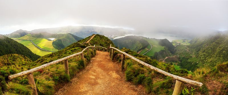 azores, sao miguel Azores Viewpointphoto preview