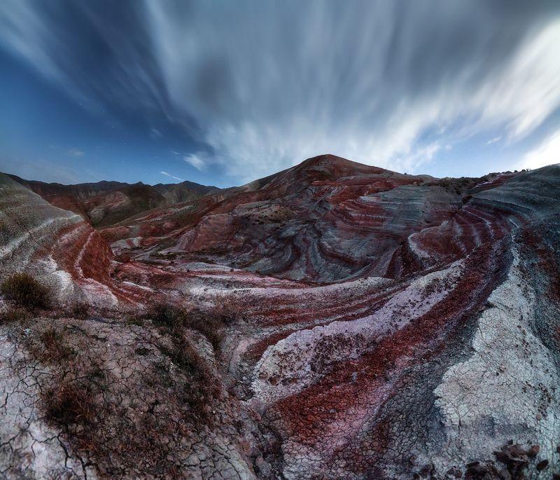 Цветные горы Хызы, Азербайджан photo preview