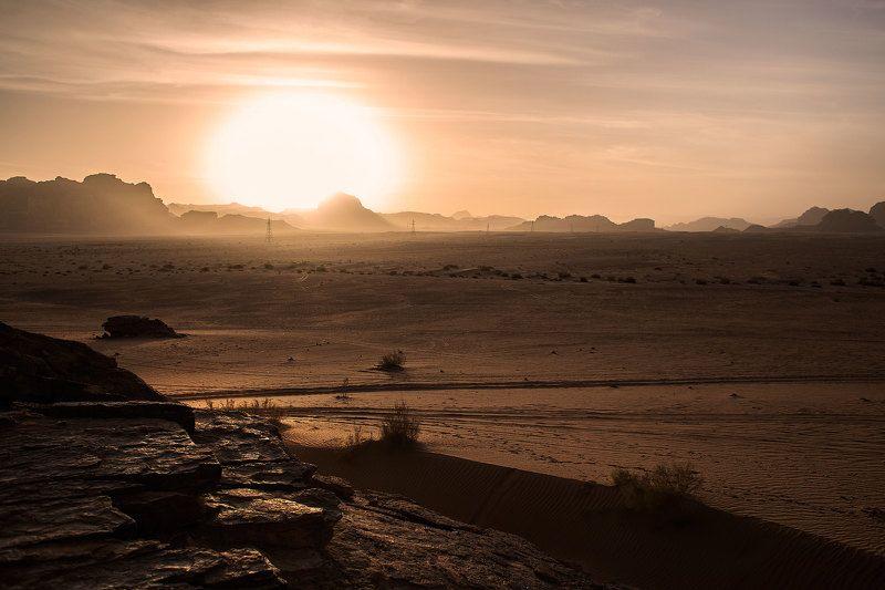 пустыня One day in Wadi Rumphoto preview