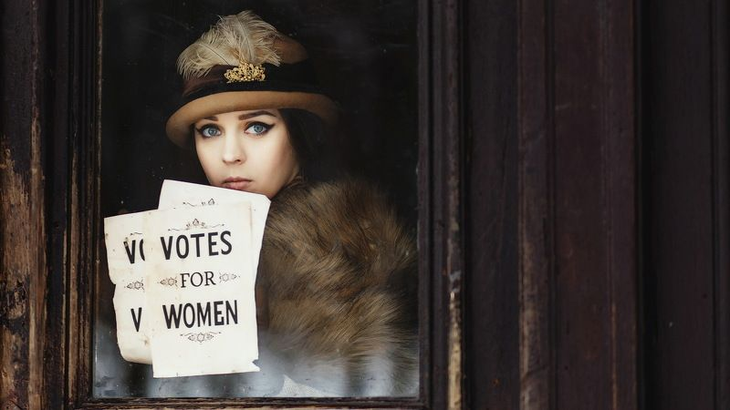 Votes For Women 1918photo preview