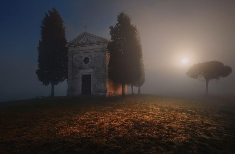 Capella di Vitaleta photo preview