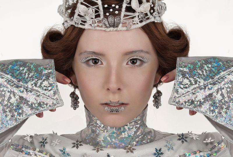 портрет; свет Снежная королева...photo preview
