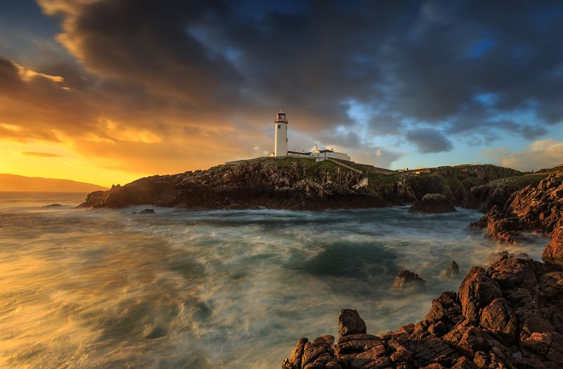 Fanad Head Lighthouse photo preview