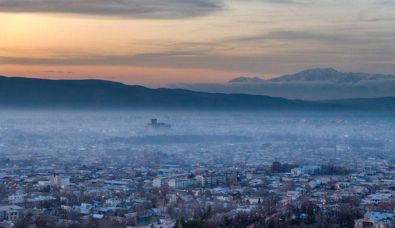 cityscape, город, городской пейзаж, кыргызстан, киргизия, ***photo preview